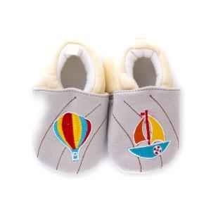 Garterized Shoes 15