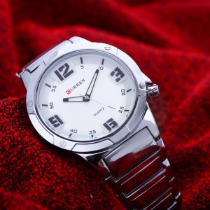 Alden Staineless Steel Watch by Curren