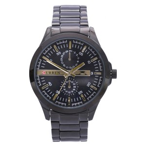 Darren Metal Black Watch by Curren