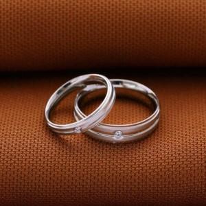Commitment Couple Ring (Men)