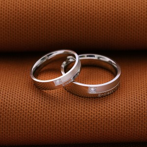 Endless Love Couple Ring (Men)