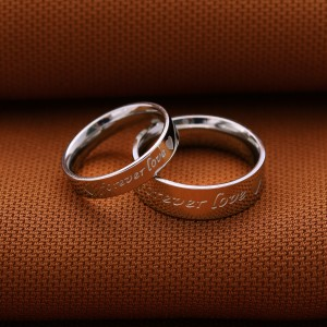 Forever Love Couple Ring (Men)