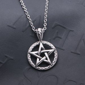 Patrick Encircled 316L Men Necklace