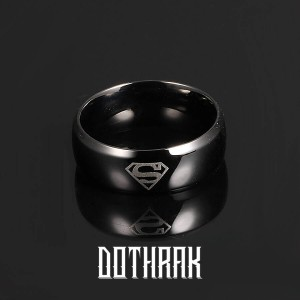 Superman Black Ring