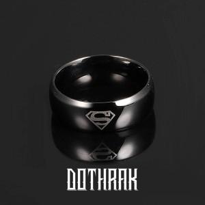 Superman Black Ring