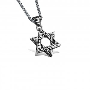 Pentacle Star Necklace