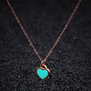 Mystic Turquoise Necklace