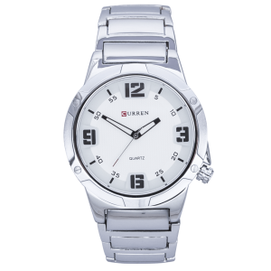 Alden Staineless Steel Watch by Curren