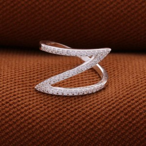 Zynna 925 Sterling Silver Ring by Argento (Clearance Sale SRP 499)