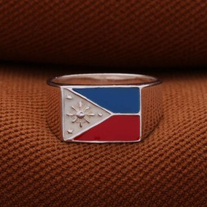 Rizal 925 Sterling Silver Ring