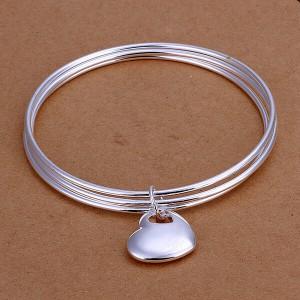 Jolina 925 Silver Plated Bangles