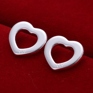 Jenny Heart Earrings