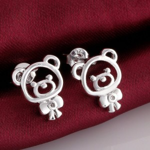 Polly Bear Earrings