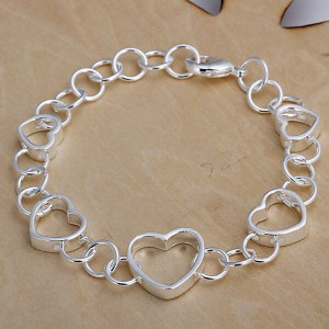 Magdalena 925 Silver Plated Bracelet
