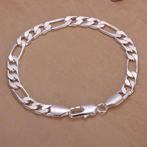 Oliver 925 Silver Plated Men's Bracelet