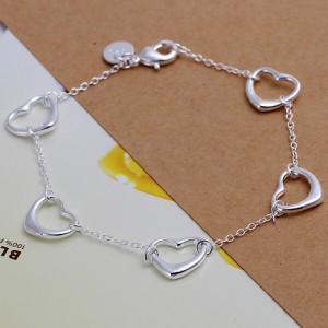 Ryza Silver Plated Bracelet