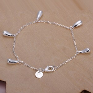 Blessie Silver Plated Bracelet