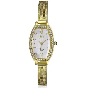 Olivia Watch (Gold Face and Strap)