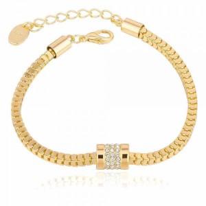Ninette Rose 18K Gold Plated Bracelet