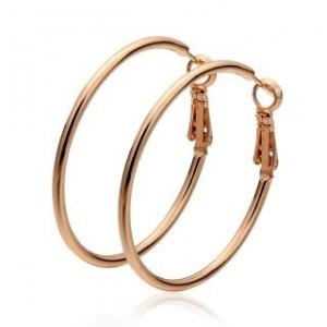 Penelope 18K Rose Gold Plated Earrings