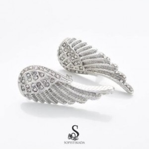 Skyler Wing Earrings