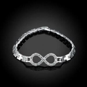 Suzette Infinity Bracelet
