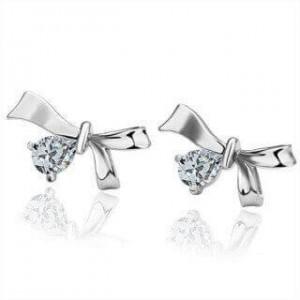 Tara Ribbon Earrings