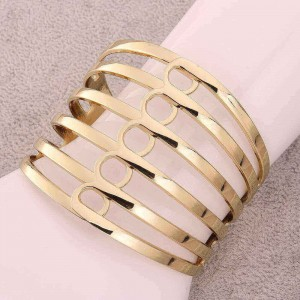 Electra Gold Plated Bangle