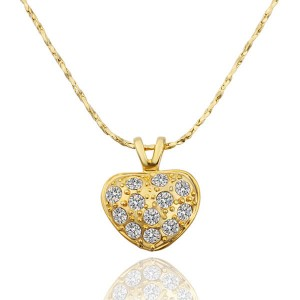 Sherie 18K Gold Plated Necklace