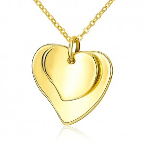Ayessa 18k Gold Plated Necklace