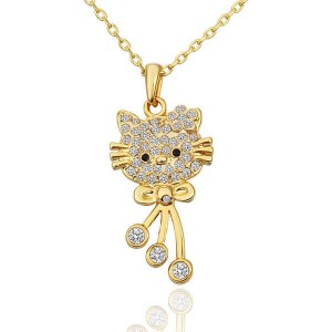 Bryeth Kitty Necklace