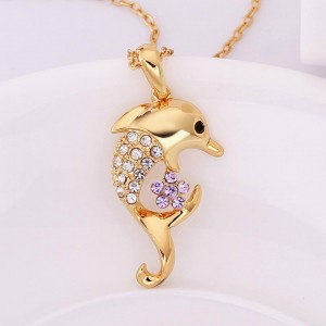 Dory Fish Necklace