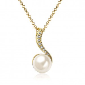 Musika Pearl Necklace