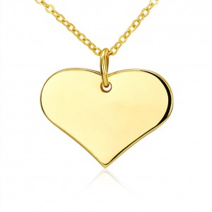Serena 18k Gold Plated Necklace