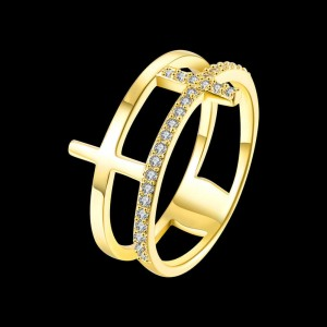 Andala Cross Ring