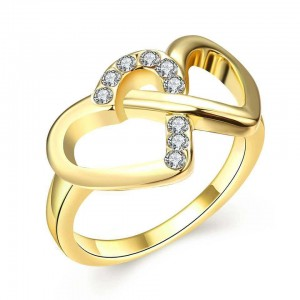 Twinie Ring
