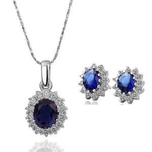 Lorraine Necklace and Earrings Set