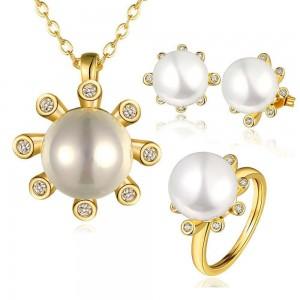 Myrcella Pearl Set