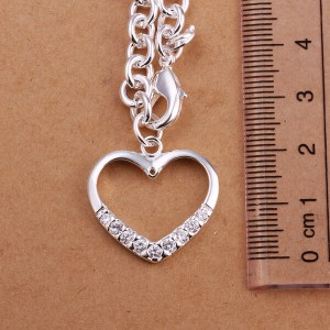 Allison Heart Necklace