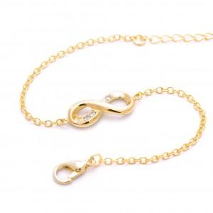 Suzette 18K Gold Plated Bracelet