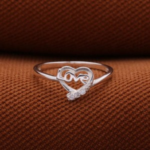 Altera Love 925 Silver Ring by Argento  (Clearance Sale SRP 299)