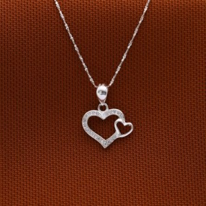 Amora Small Heart Necklace