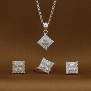 Anastasia Diamond Set