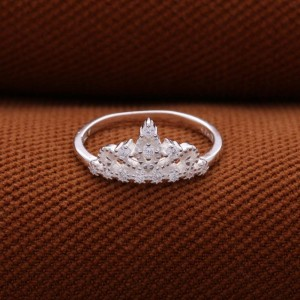 Ariel Crown Ring