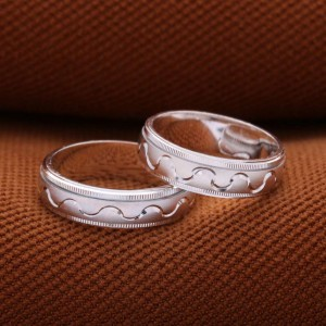 Crazy for You Couple Ring