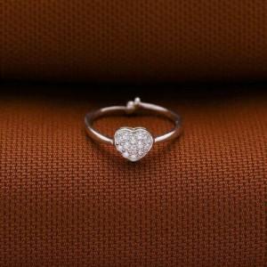 Elsa Heart Ring for Kids