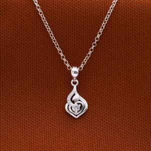 Emily 925 Silver Necklace