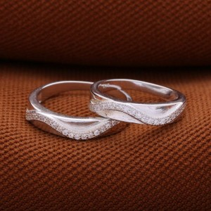 Ever Lasting Love Couple Ring