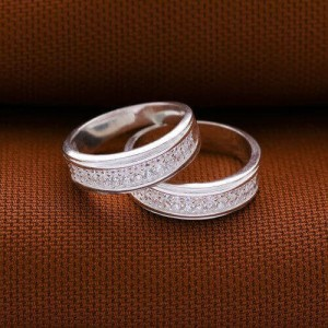 Forever and Ever Couple Ring