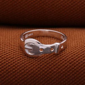Jurel Belt 925 Silver Ring (Clearance Sale SRP 450)